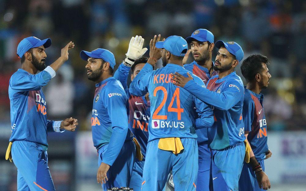 भारतीय टीम ने तोड़ा ऑस्ट्रेलिया का रिकॉर्ड, लक्ष्य का पीछा करते हुए दर्ज की सबसे अधिक जीत 2