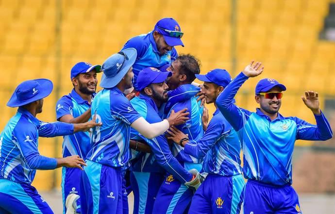 सैयद मुश्ताक अली टूर्नामेंट : फाइनल में कर्नाटक ने तमिलांडू को 1 रन से हराया, मनीष पांडे चमके