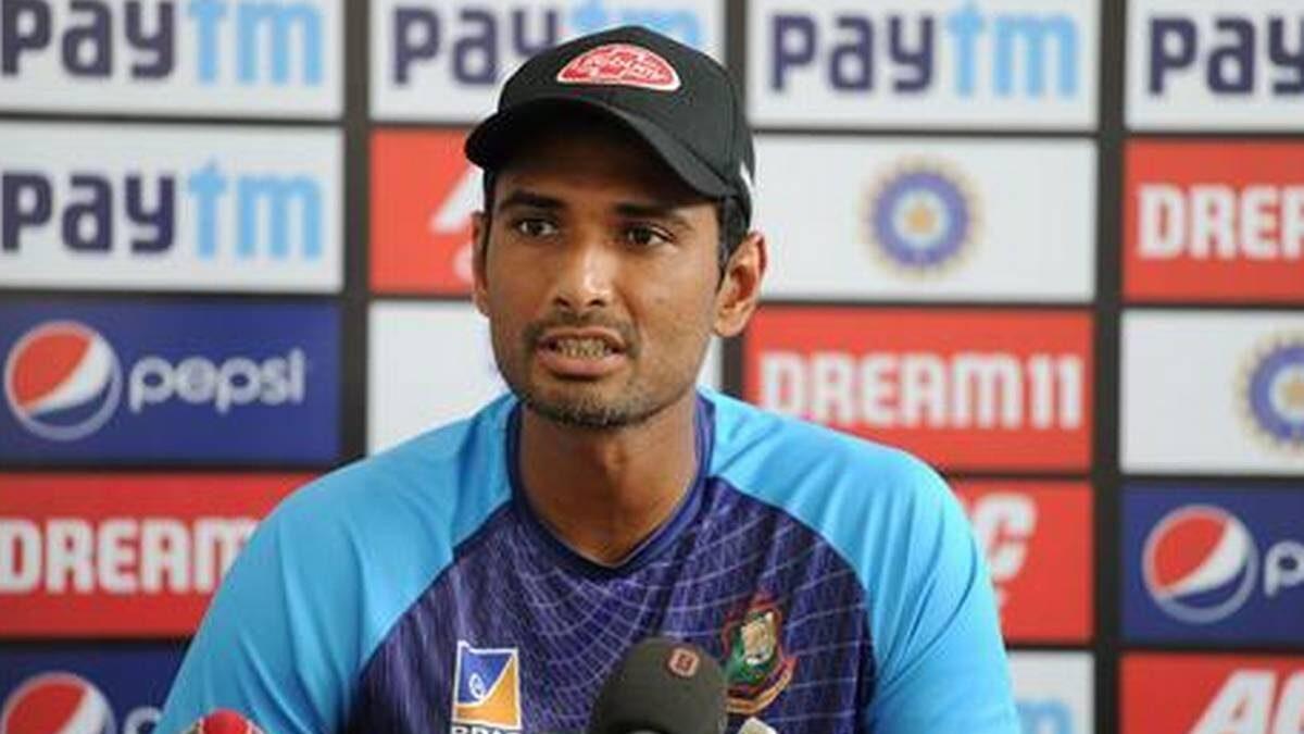 महमूदुल्लाह ने बताया, कहां हो गई उनकी टीम से चूक, जो हाथ से फिसला मैच