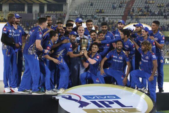 आईपीएल 2013 से ये टोटके आजमा कर IPL की सबसे सफल टीम बन चुकी है मुंबई इंडियंस 20