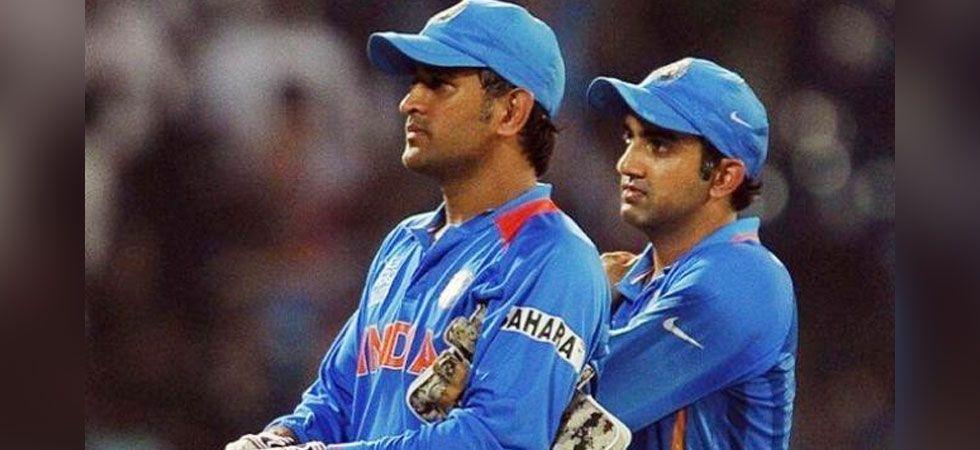 गौतम गंभीर ने कहा विश्व कप में मेरे 97 रनों पर आउट होने की वजह हैं महेंद्र सिंह धोनी 1