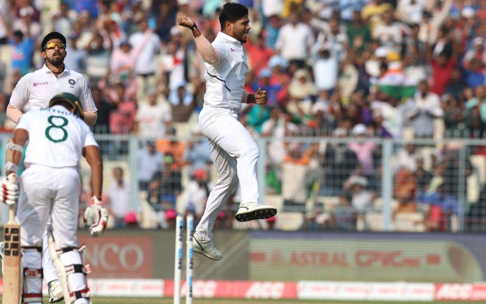 INDvsWI : पिंक बॉल टेस्ट मैच में पहला सेशन रहा भारतीय तेज गेंदबाजो के नाम, झटके 6 विकेट 3