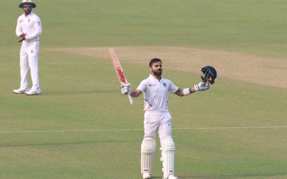 विराट कोहली नहीं बल्कि इस भारतीय खिलाड़ी ने लगाया था पिंक बॉल से सबसे पहला शतक 12