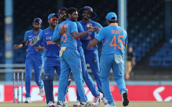 INDvWI: वनडे सीरीज के लिए भारत की 15 सदस्यीय संभावित टीम 29