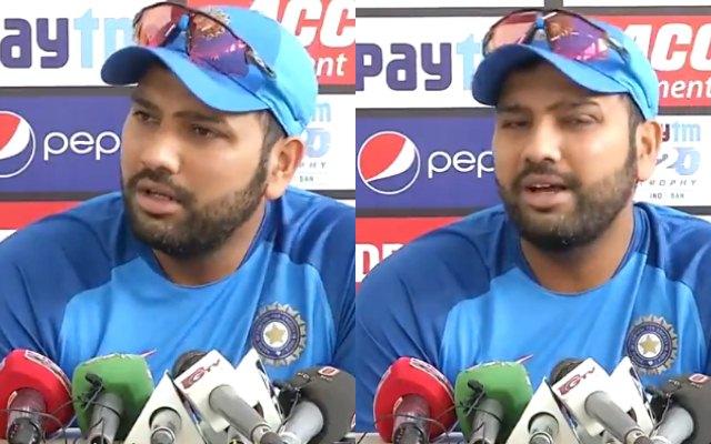 रोहित शर्मा ने बताया भविष्य में कौन होगा भारतीय टीम का नंबर 4 का नियमित बल्लेबाज