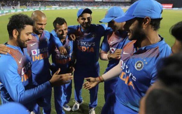 रोहित शर्मा का 100वां टी20 मैच शिवम दुबे के लिए भी इस वजह से बना यादगार 13