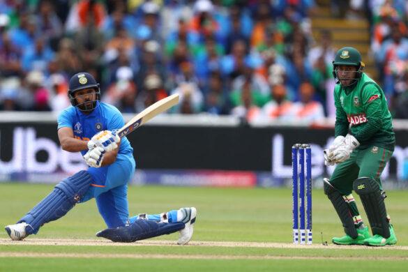 IND vs BAN: 1st T20I: स्टैट्स प्रीव्यू: दिल्ली टी-20I में रोहित शर्मा के पास रहेगा धोनी, कोहली और रैना को पीछे छोड़ने का मौका 1