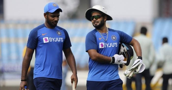 जश्न छोड़ इस भारतीय खिलाड़ी ने मैदान पर जमकर बहाया पसीना, श्रीलंका के खिलाफ मिल सकता है डेब्यू का मौका