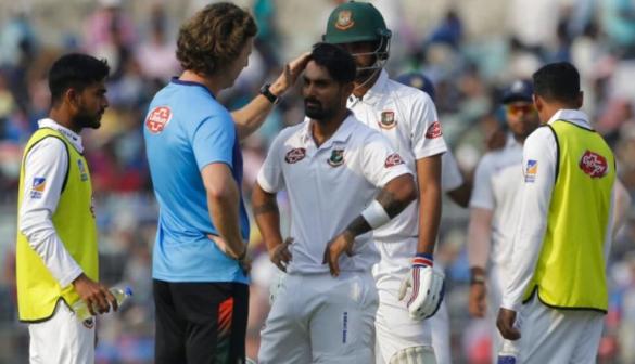 बांग्लादेश को मिला दो कन्कशन सब्स्टिट्यूट, लेकिन इस कारण गेंदबाजी नहीं करेंगे मेहदी हसन 4