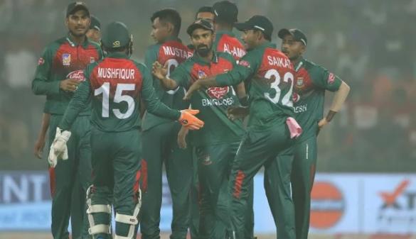 बांग्लादेश का विकेटकीपर बल्लेबाज अभ्यास के दौरान चोटिल, दूसरे मैच में खेलने पर सवाल 7