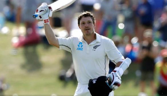 न्यूजीलैंड के विकेटकीपर बल्लेबाज बीजे वाटलिंग ने रचा इतिहास, कई विश्व रिकॉर्ड किये अपने नाम 12