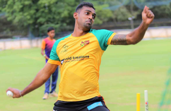 केपीएल फिक्सिंग: अभिमन्यु मिथुन पर भी गिर सकती है गाज, सीसीबी ने भेजा समन 4