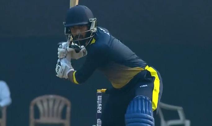 आईपीएल नीलामी से पहले सैयद मुश्ताक अली ट्रॉफी में युवा खिलाड़ी ने 14 गेंद में अर्द्धशतक लगा मचाई सनसनी 2