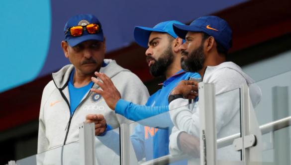 रवि शास्त्री ने बताया, क्यों विश्व कप के सेमीफाइनल में हारी टीम? 25