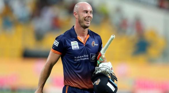 क्रिस लिन ने टी-10 लीग में फिर खेली विस्फोटक पारी, आईपीएल नीलामी में मिल सकती है बड़ी रकम 4