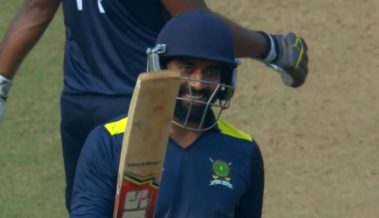 आईपीएल नीलामी से पहले सैयद मुश्ताक अली ट्रॉफी में युवा खिलाड़ी ने 14 गेंद में अर्द्धशतक लगा मचाई सनसनी 1