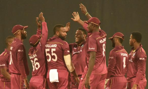 AFGvWI, दूसरा वनडे: अफगानिस्तान को 47 रनों से हराकर वेस्टइंडीज ने सीरीज में बनाई अजेय बढ़त 36