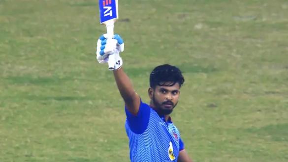 सैयद मुश्ताक अली ट्रॉफी: मुंबई और पंजाब के मैच में लगी रिकॉर्ड की झड़ी 8