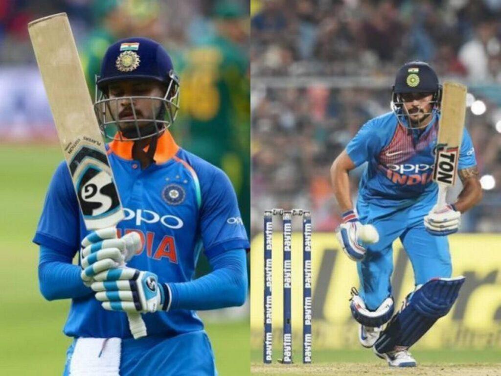 INDvsWI: वनडे सीरीज के लिए भारतीय टीम की घोषणा, इस खिलाड़ी की हुई वापसी 1