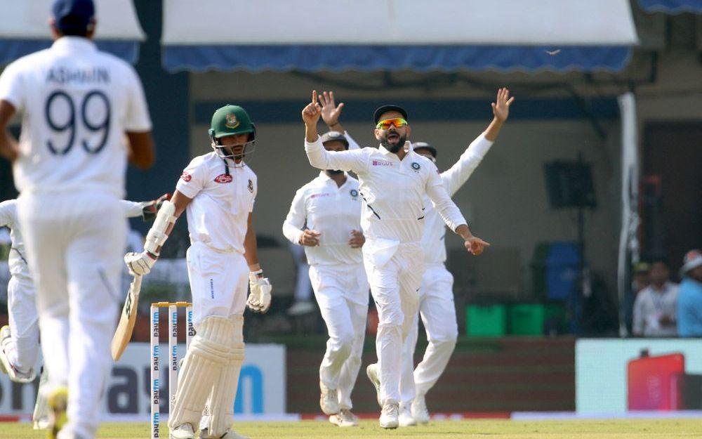 वीडियो : अश्विन की इस लाजवाब आर्म गेंद पर आउट हुए बांग्लादेशी कप्तान मोमिनुल हक, टर्न देख नहीं होगा यकीन 2