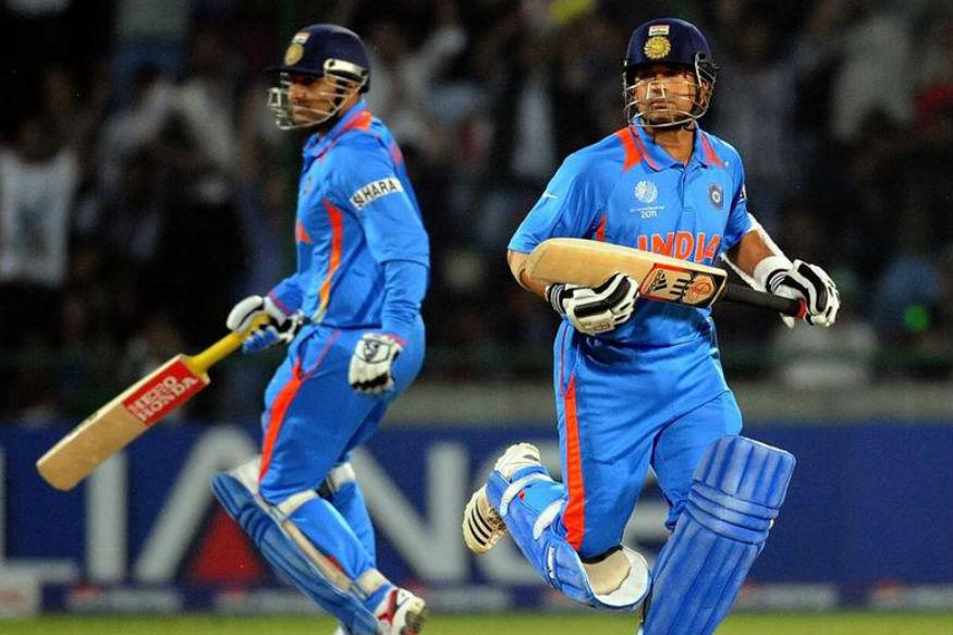 सचिन तेंदुलकर के 2011 विश्व कप जीत का क्षण लॉरियस पुरस्कार के लिए हुआ नामित 2
