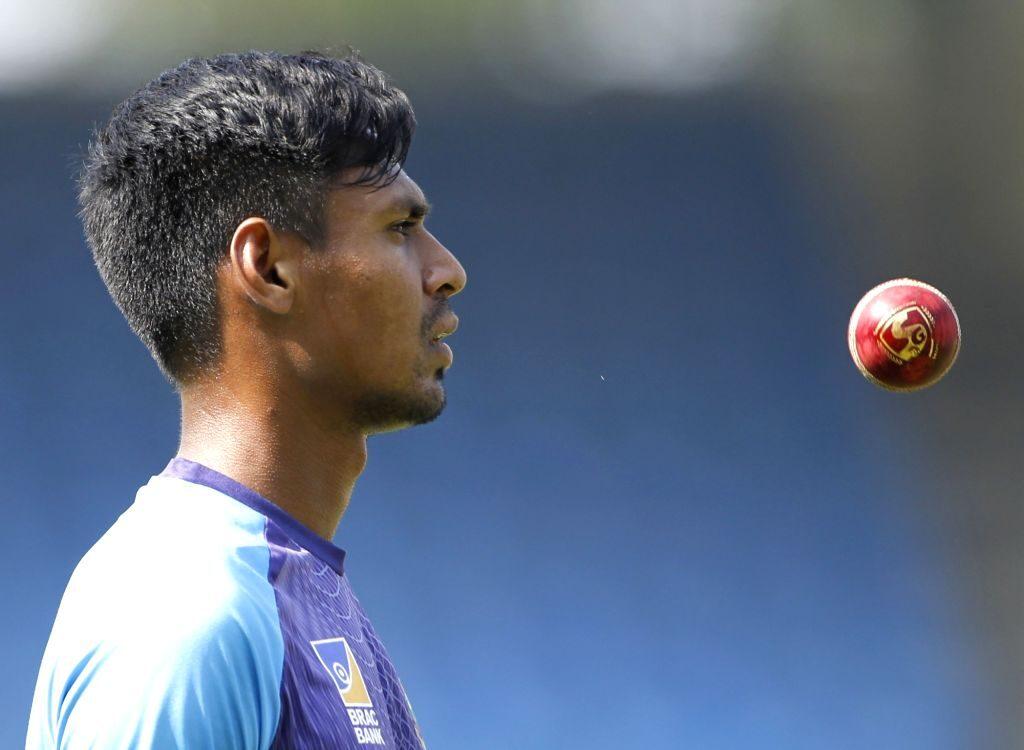 INDvBAN: पहला टेस्ट खेलने से पहले इरफ़ान पठान ने मुस्ताफिजुर रहमान को दिया ये सलाह 1