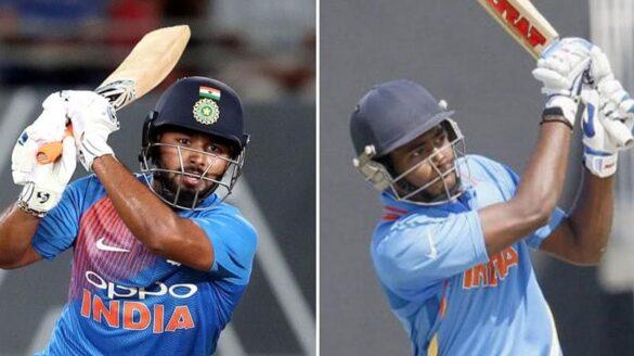 इस वजह से दूसरे टी-20 में संजू सैमसन को ऋषभ पंत से पहले मौका मिलना चाहिए 12