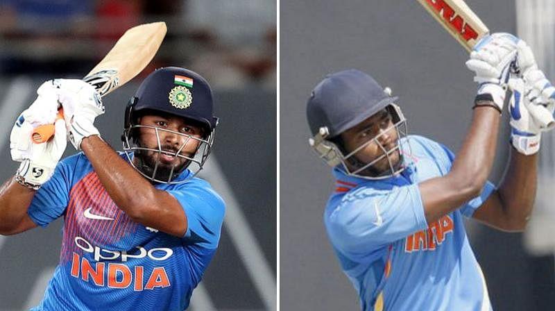 इस वजह से दूसरे टी-20 में संजू सैमसन को ऋषभ पंत से पहले मौका मिलना चाहिए
