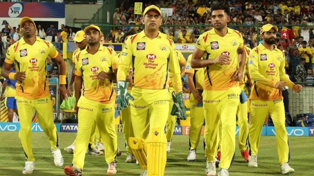 IPL 2020 :आईपीएल नीलामी के लिए चेन्नई के पास है 14.6 करोड़, इन   खिलाड़ियों को किया बाहर