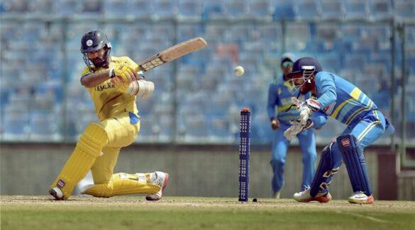 सैयद मुश्ताक अली ट्रॉफी : वाशिंगटन सुंदर बल्ले-गेंद दोनों से चमके, शुभमन गिल और दिनेश कार्तिक फ्लॉप 25