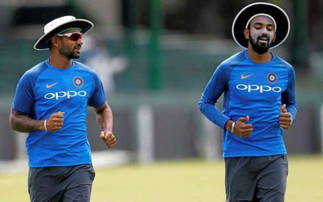 शिखर धवन और केएल राहुल को बाहर कर इन 3 खिलाड़ियों को देना चाहिए सलामी बल्लेबाजी का मौका