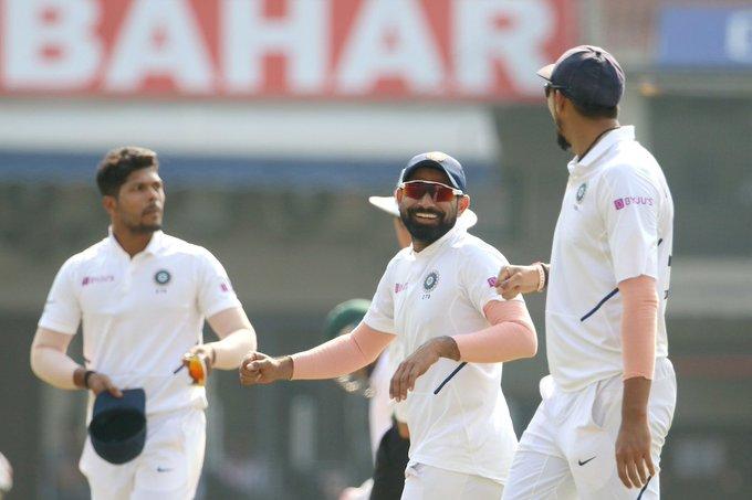 आईसीसी टेस्ट रैंकिंग में मोहम्मद शमी टॉप 10 में पहुंचे, बल्लेबाजों में टॉप पर यह खिलाड़ी 1