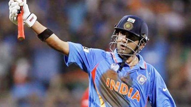 गौतम गंभीर ने कहा विश्व कप में मेरे 97 रनों पर आउट होने की वजह हैं महेंद्र सिंह धोनी 3