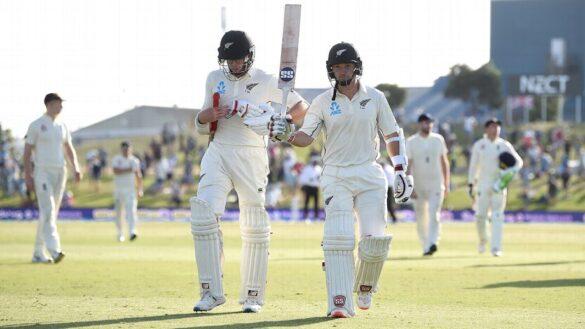 NZvENG, पहला टेस्ट: न्यूजीलैंड ने पहली पारी में बनाई बढ़त, बीजे वाटलिंग का शतक 9