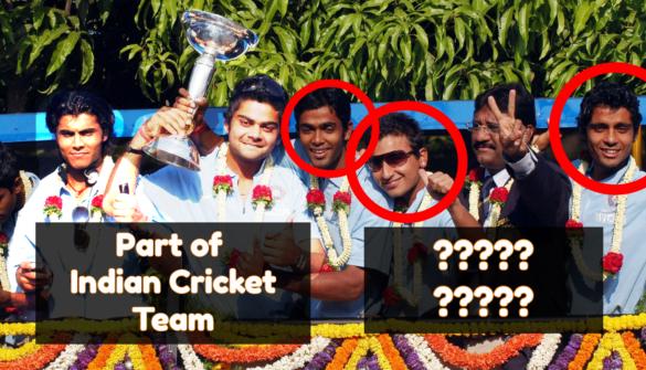 विराट कोहली को अंडर-19 विश्व कप जीताने वाले खिलाड़ी किस हाल में हैं, जानते हैं आप? 4