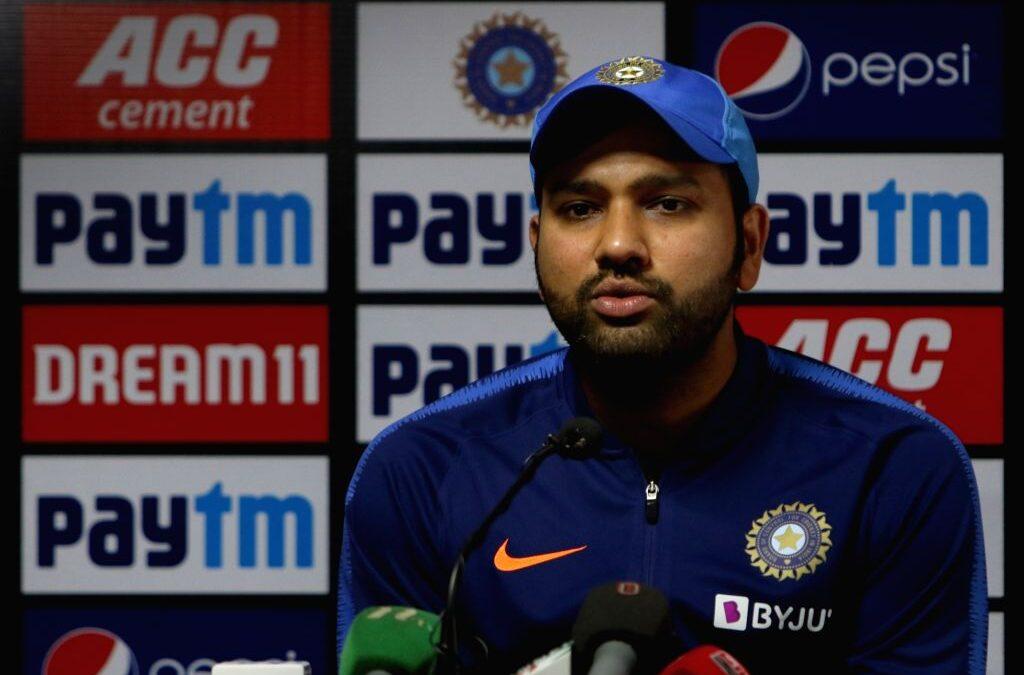 रोहित ने कहा टीम का उपकप्तान हूँ, विराट को टीम चुनने में सलाह देना मेरा फर्ज है