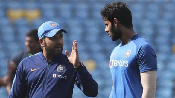नागपुुर टी20 में शानदार प्रदर्शन करने का शिवम दुबे ने इनको दिया श्रेय 11