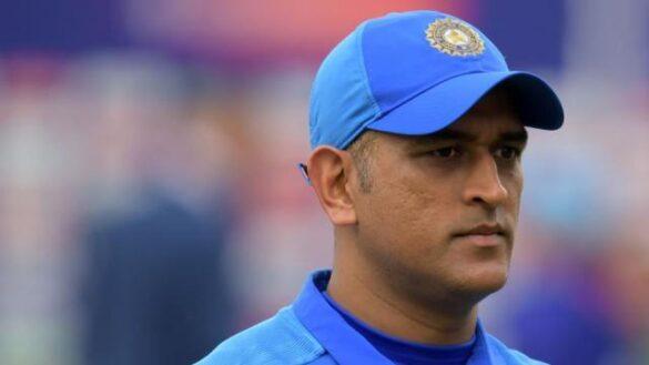 महेंद्र सिंह धोनी से पूछा गया कब तक रहोगे क्रिकेट से बाहर? माही ने दिया ये जवाब 1