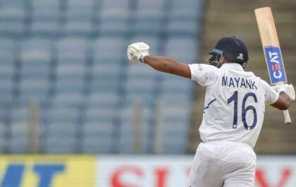 NZ vs IND- न्यूजीलैंड के खिलाफ दूसरे टेस्ट मैच में 36 रन बनाते ही मयंक अग्रवाल ऐसा करने वाले बन जाएंगे दूसरे सबसे तेज भारतीय बल्लेबाज 3