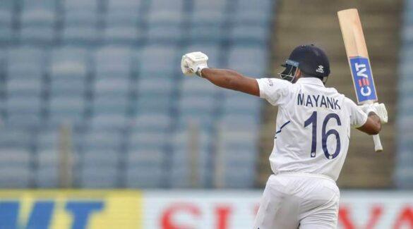 सुनील गावस्कर ने बताया क्यों टेस्ट क्रिकेट में सफल हो रहे हैं मयंक अग्रवाल 1