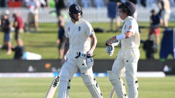 NZ vs ENG : न्यूजीलैंड के खिलाफ पहले टेस्ट के पहले दिन इंग्लैंड की अच्छी शुरुआत, जानिए पहले दिन का पूरा हाल 12