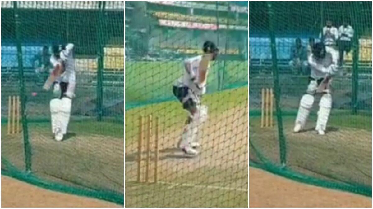 वीडियो: भूटान से वापस आने के बाद नेट्स में विराट कोहली ने सभी गेंदबाजों को थकाया, लगाए अद्भुत शॉट्स