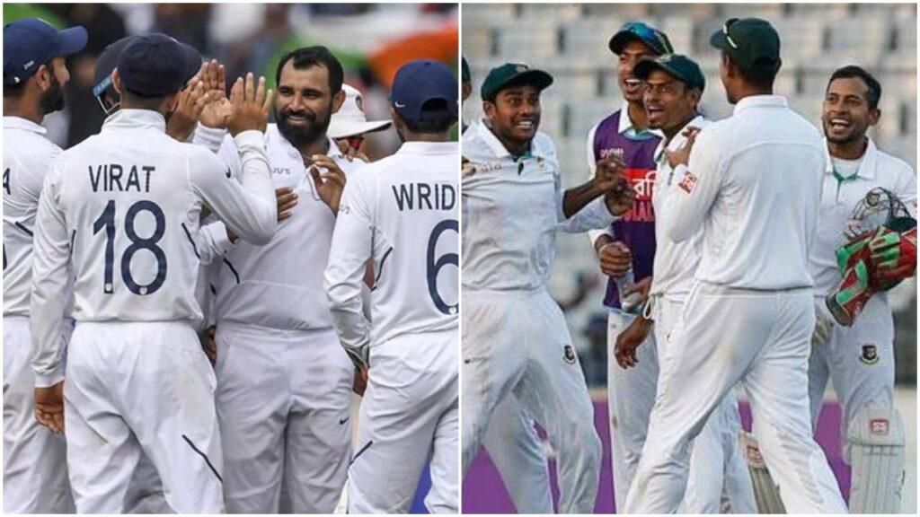 इंदौर टेस्ट से पहले भारत के ही नक्शेकदम पर चल रही है बांग्लादेश, वीडियो हुआ वायरल 2