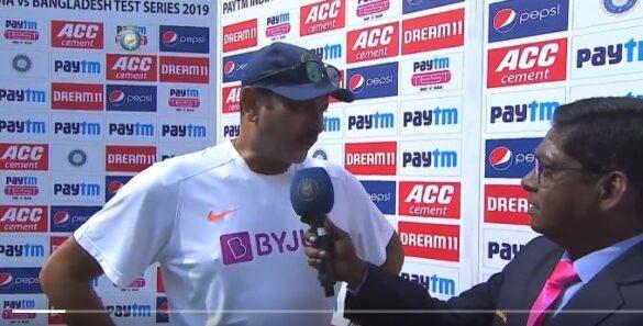 रवि शास्त्री ने बताया, पिंक बॉल से खेलने में क्या-क्या चुनौतियां होगी 9