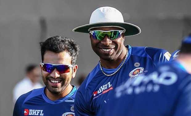 भारत दौरे पर आने से पहले किरोन पोलार्ड ने तोड़ी रोहित शर्मा से दोस्ती, ट्विटर पर किया अनफॉलो
