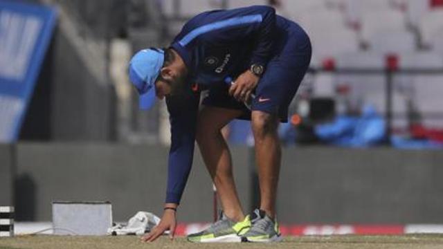 INDvsBAN: पहले टेस्ट मैच को लेकर पिच क्यूरेटर ने बताया कैसी होगी इंदौर की पिच 1