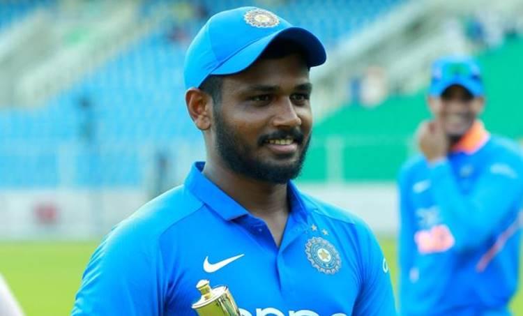 संजू सैमसन को नहीं मिली टीम में जगह, तो अब फैंस ने विंडीज के खिलाफ इस मैच का किया बाहिष्कार 1