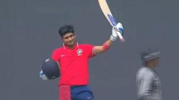 देवधर ट्रॉफी में शुभमन गिल ने लगाया शतक, भारत की वनडे और टी-20 टीम के लिए ठोका दावा 7