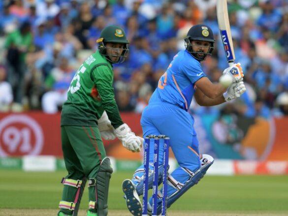 बांग्लादेश के खिलाफ दूसरे मैच में रोहित शर्मा ने हरमनप्रीत के इस रिकॉर्ड की किया बराबरी, बने ऐसा करने वाले दूसरे भारतीय 1