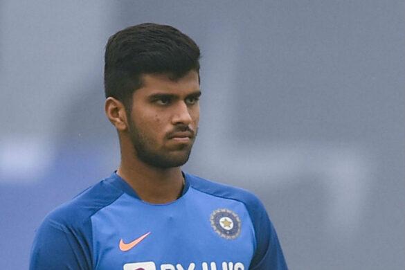 रोहित शर्मा और श्रेयस अय्यर की तूफानी बल्लेबाजी नहीं बल्कि इन्हें भारत के जीत का कारण मानते हैं वाशिंगटन सुंदर 26